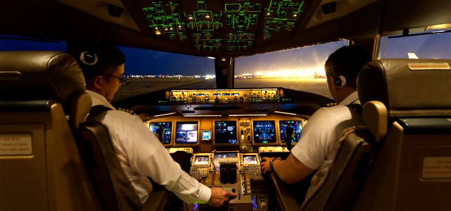 salaris co-piloot