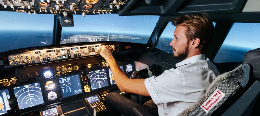 salaris van een piloot